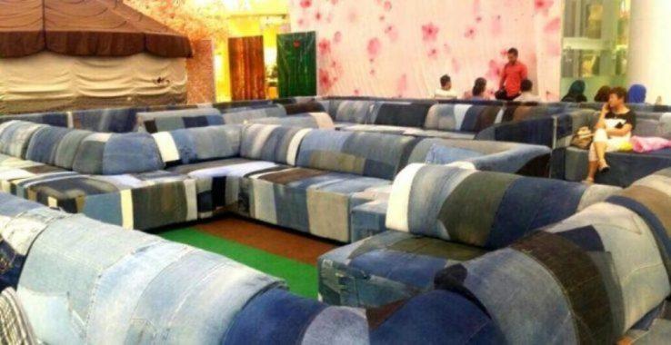 Attrayant News U2013 Longest Sofa In Focus