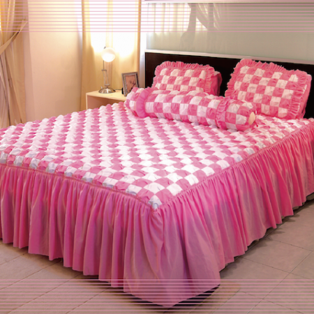 Bed Sheets Sweet Rose (Nov)