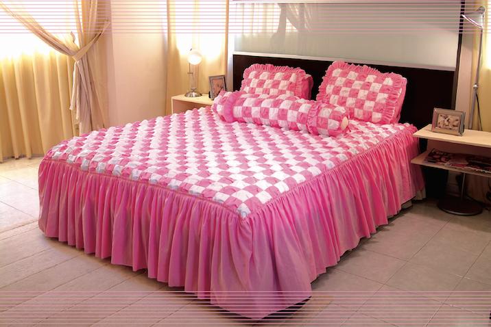 Bed Sheets Sweet Rose (Nov)