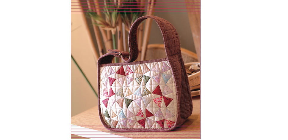 Patchwork Fireworks Bag (Nov)