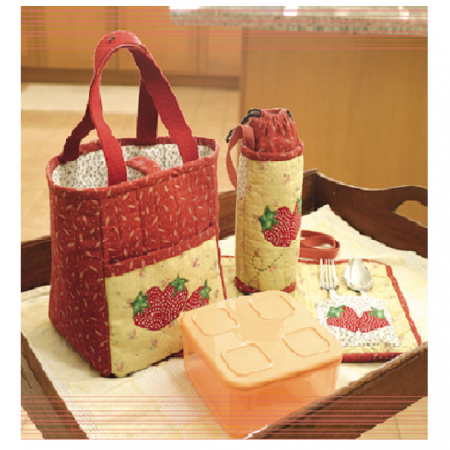 Strawberry Lunch Bag (Dec)
