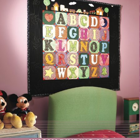 Wall Hanging ABC (Jan)
